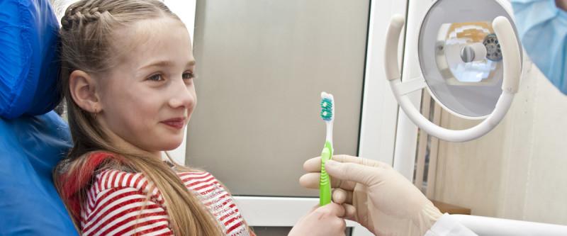 Restauro del dente deciduo